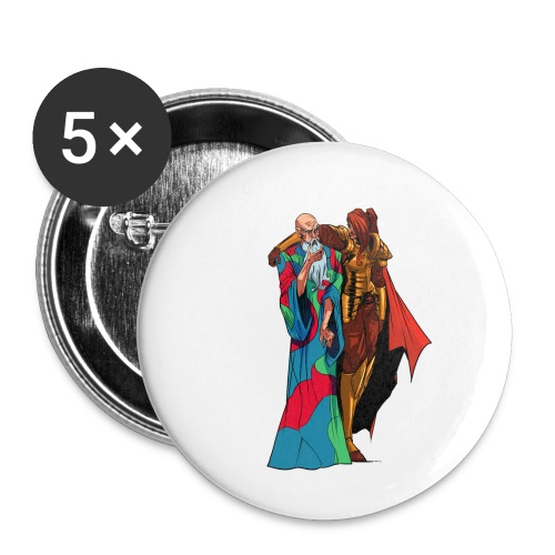anjelicaPRO png - Buttons small 1'' (5-pack)