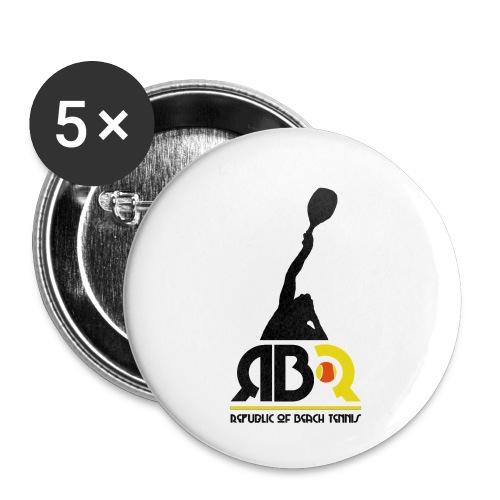 logo rbt beach tennis - Small Buttons