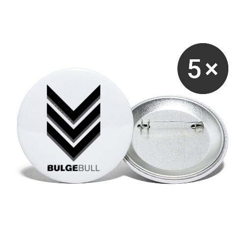 bulgebull_badge - Buttons small 1'' (5-pack)