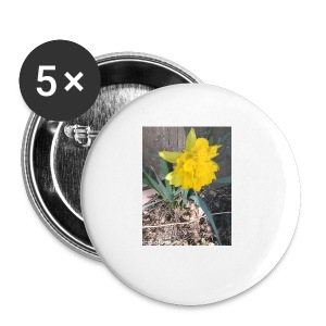 YELLOWFLOWER by S.J.Photography - Small Buttons