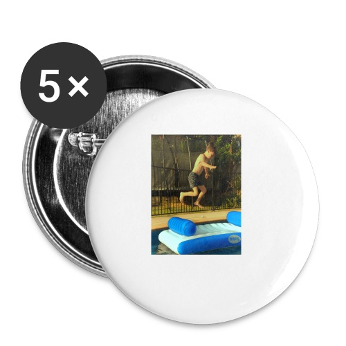 jump clothing - Buttons small 1'' (5-pack)