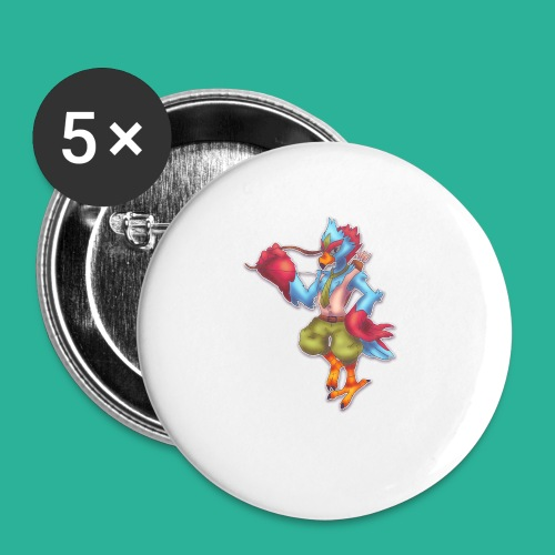 Tronis - Buttons small 1'' (5-pack)