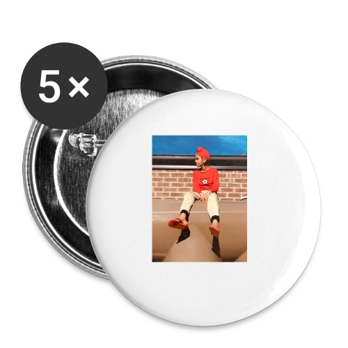Flamin_Danger - Buttons small 1'' (5-pack)
