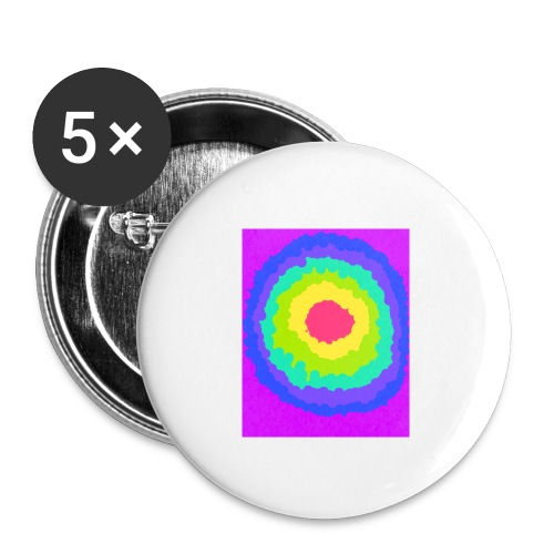 Artsy Collection - Buttons small 1'' (5-pack)