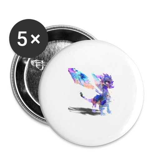 Spyro T-Shirt - Buttons small 1'' (5-pack)