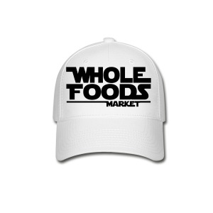 WHOLE_FOODS_STAR_WARS - Baseball Cap