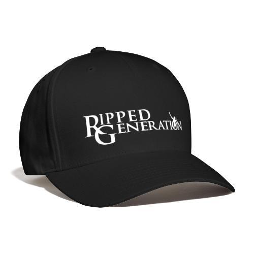 Ripped Generation Simple Logo - Baseball Cap