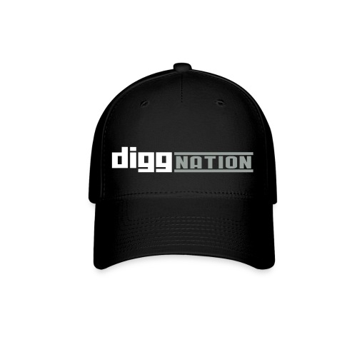 diggnation 2 color - Baseball Cap