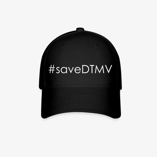 saveDTMV Swag white - Baseball Cap