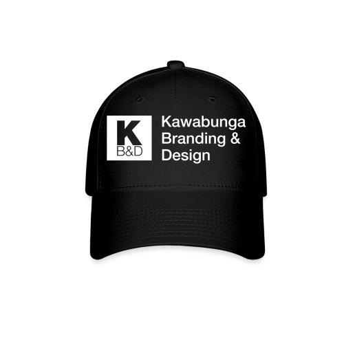 KBD Signature_blanc - Baseball Cap