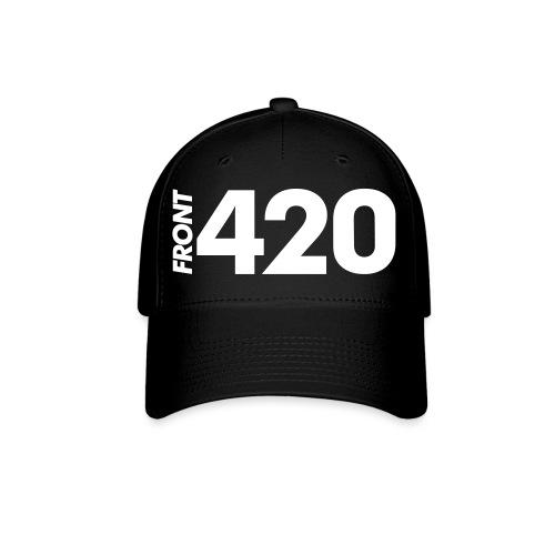 Front 420 - Baseball Cap