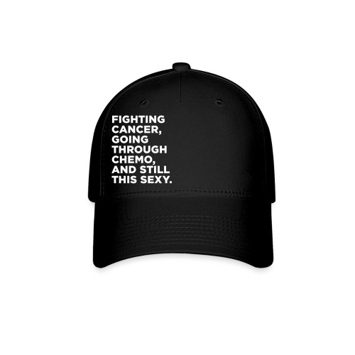 Cancer Fighter Quote - Baseball Cap