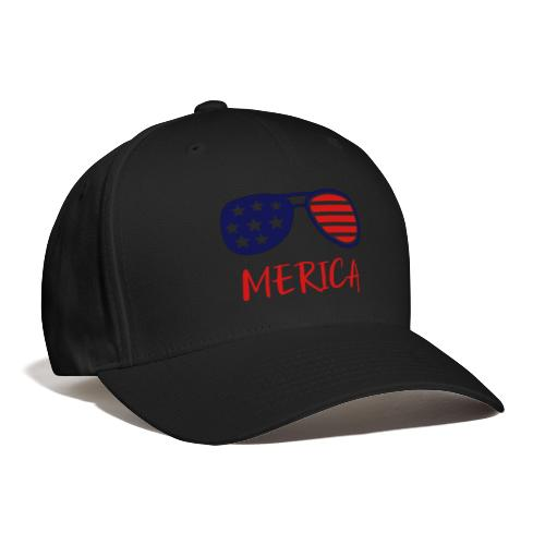 Merica Shirt - USA merica woman shirt -Merica 1255 - Baseball Cap