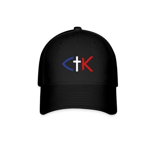 ctkfishsvg - Baseball Cap