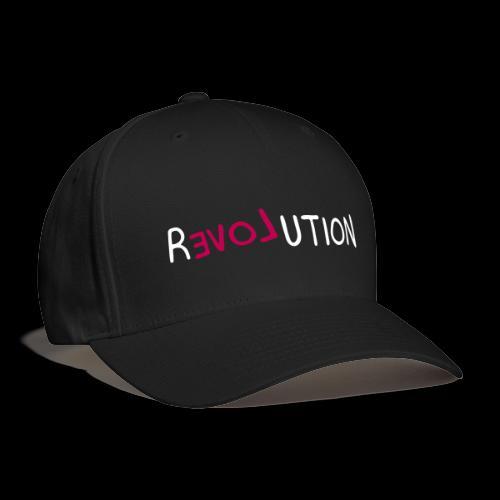 re-LOVE-ution - Baseball Cap