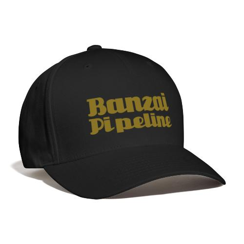 The Legendary Banzai Pipeline - North Shore - Oahu - Baseball Cap