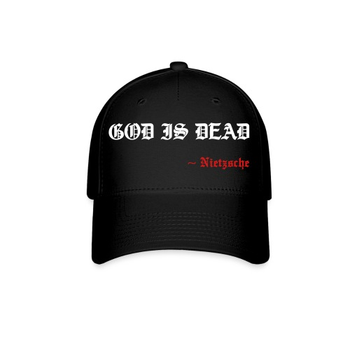 God Is Dead - Baseball Cap