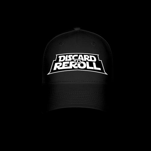 Discard to Reroll: Reroller Swag - Baseball Cap