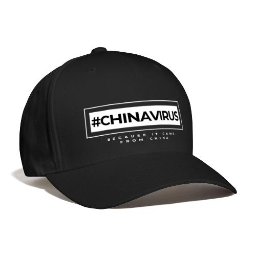 #chinavirus - Baseball Cap