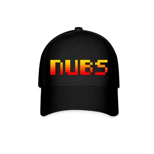 nubs is fire - Baseball Cap