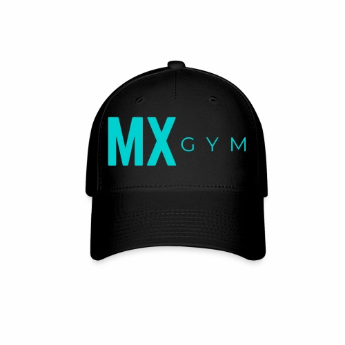 MX Gym Minimal Long Teal - Baseball Cap