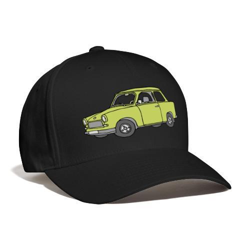 Trabant (baligreen car) - Baseball Cap