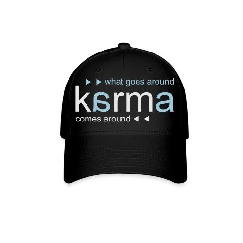 Karma Blue - Baseball Cap