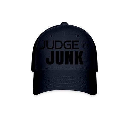 Judge my Junk Tshirt 03 - Baseball Cap