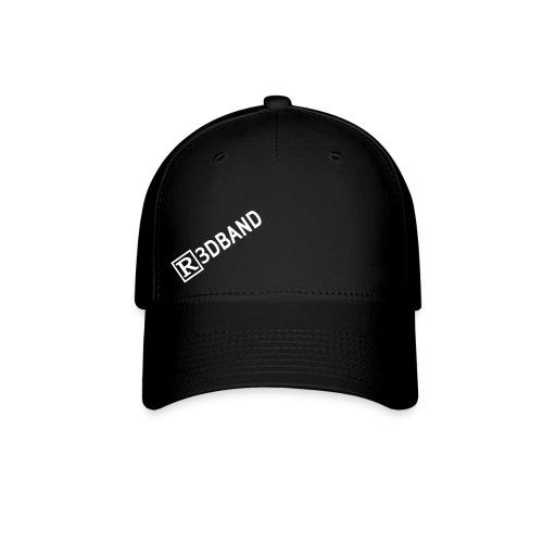 r3dbandtextrd - Baseball Cap