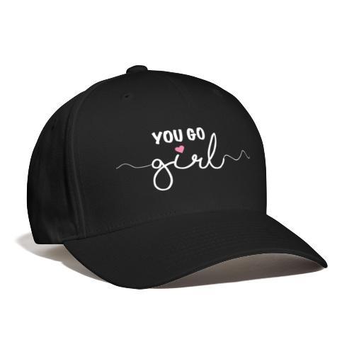 Girl Power - Baseball Cap