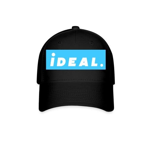 rare ideal blue logo - Baseball Cap