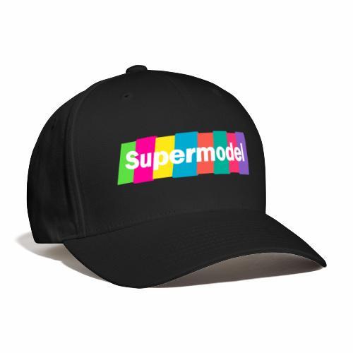 Supermodel Neon Colors - Baseball Cap