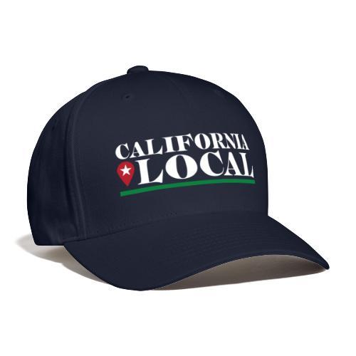 California Local Light on Dark - Baseball Cap