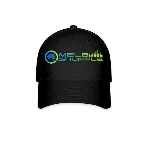 Melbshuffle Gradient Logo - Baseball Cap