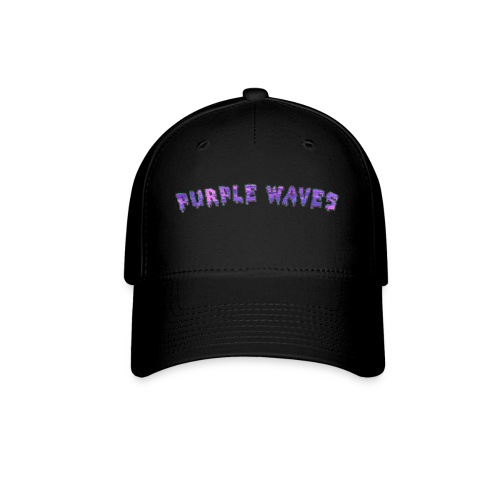 Purple Waves - Baseball Cap
