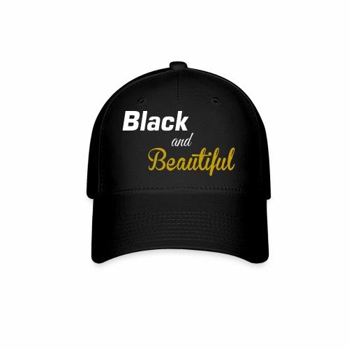 Black & Beautiful Long Sleeve Shirt - Baseball Cap