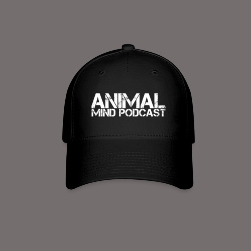 Animal Mind Podcast Stencil Logo - Baseball Cap