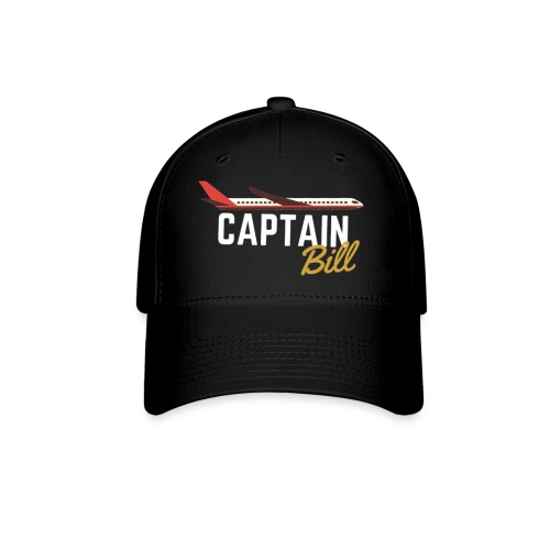 Captain Bill Avaition products - Baseball Cap