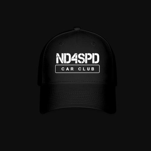 ND4SPD Logo 3.0 - White - Baseball Cap