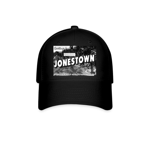 Jonestown Postcard - Baseball Cap