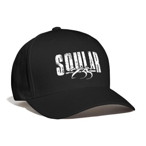 Soular235 White Logo - Baseball Cap