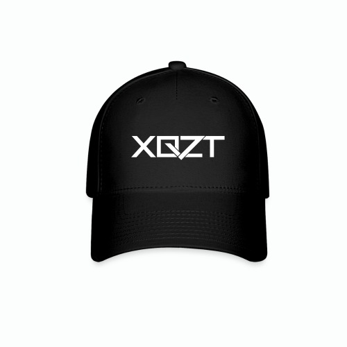 #XQZT Logo Snow White - Baseball Cap