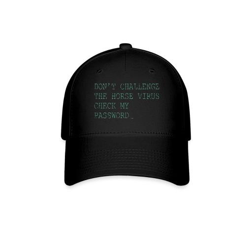 CE2_-_Horse_Virus - Baseball Cap