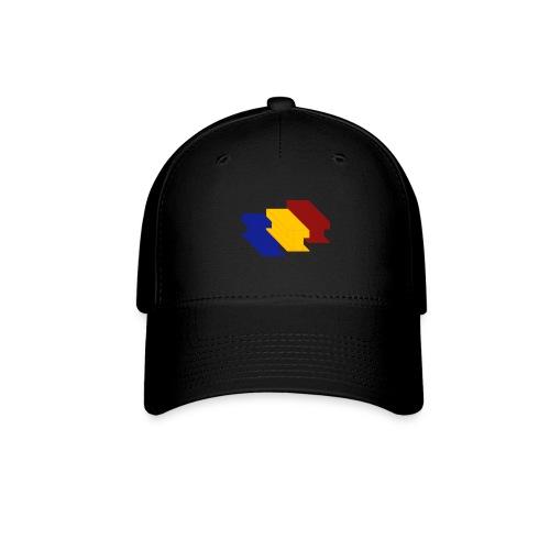 3D Single Rail Track Texas - Baseball Cap