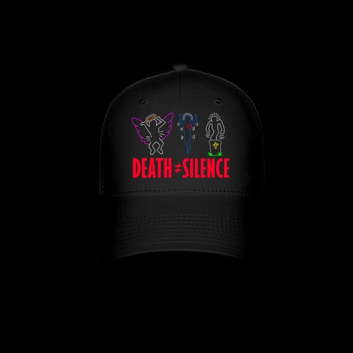 Death Does Not Equal Silence - Baseball Cap