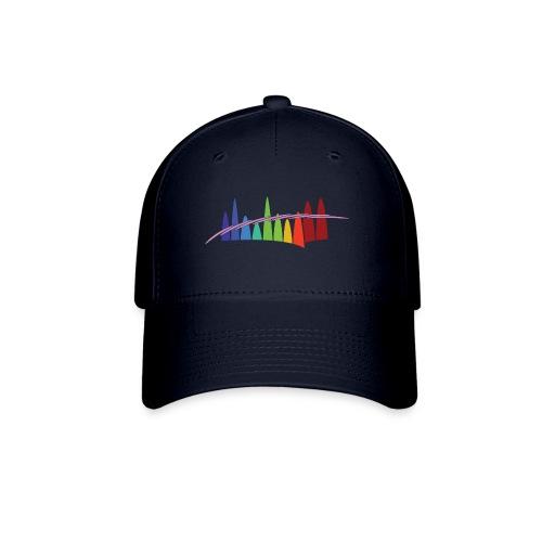Alberta Aurora Chasers Sticker - Baseball Cap