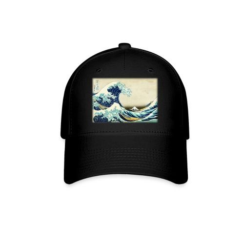 Great Wave off Kanagawa - Baseball Cap
