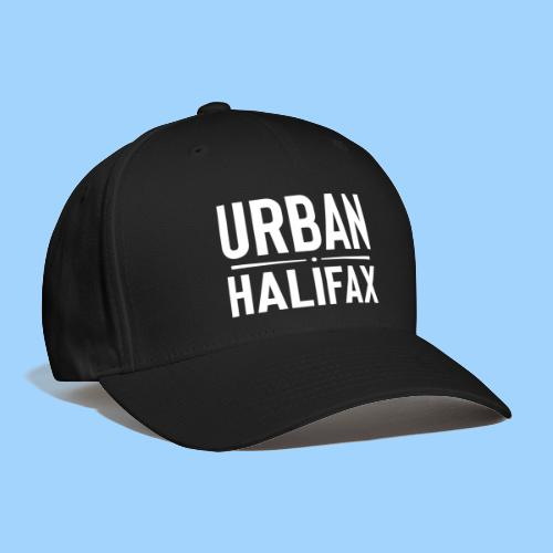 Urban Halifax logo (White) - Baseball Cap
