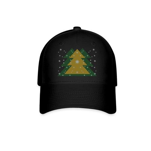 Christmas and Snow - Baseball Cap