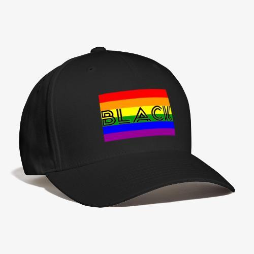 Black LGBTQ - Baseball Cap
